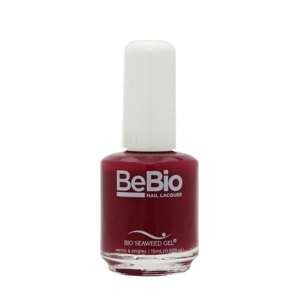 "Bio Seaweed Gel's BeBio Nail Lacquer in ""Mary"""
