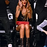 If Someone Could Just Throw Rihanna One More Edgy Accessory . . .