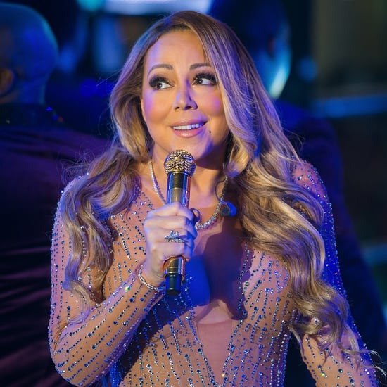 Mariah Carey Reacts to Fan's Christmas Ornament on Twitter