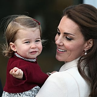 Kate Middleton's Thoughts on Motherhood March 2017