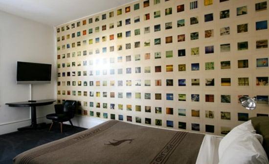 DIY the Ace Hotel Portland's Fab Photo Wall