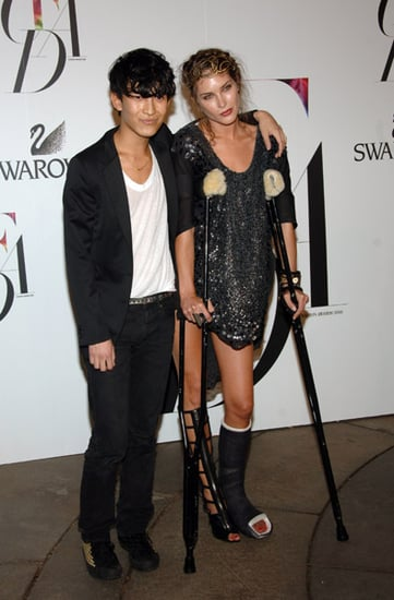 The Shorts Erin Wasson Broke Her Foot For