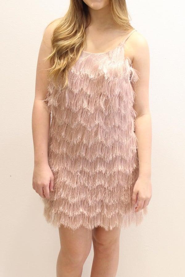 Glamorous Delightful Fringe Dress