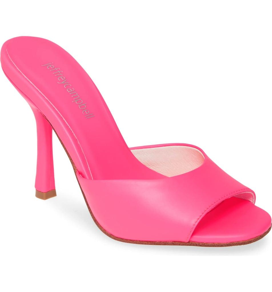 Jeffrey Campbell PG13 Slide Sandal