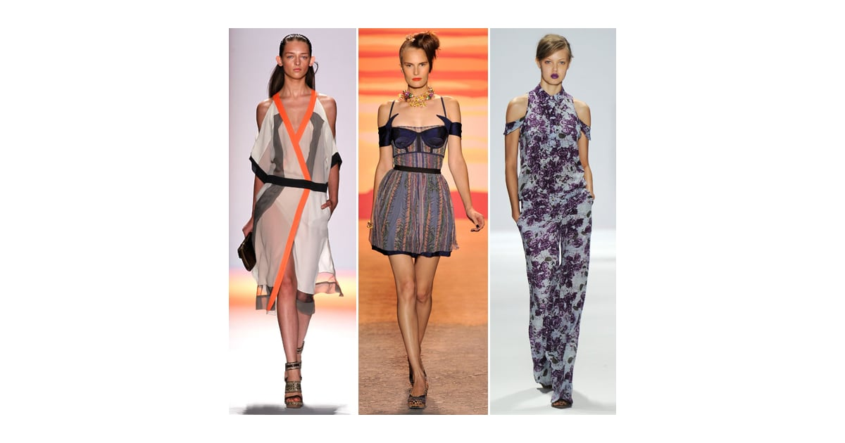 3f18ef1f81a The Five Best Spring Summer 2012 Runway Trends for your Body Shape  Flatter Your  Figure with these Silhouettes