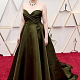 Greta Gerwig at the Oscars 2020
