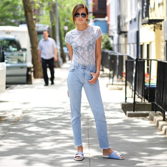 Summer Denim Done Right
