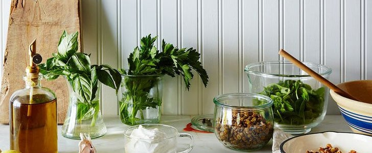 How to Bring Back Wilted Herbs