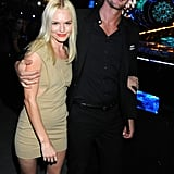 Kate Bosworth dated True Blood's Alexander Skarsgard after meeting on the set of Straw Dogs in 2009.