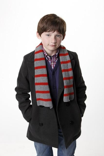 Jared Gilmore as Henry on ABC's Once Upon a Time.