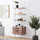 Nathan James Theo Industrial Bookshelf