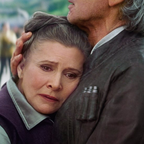 Will Carrie Fisher Be in Star Wars Episode 9?