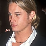 Not all guys can rock a ponytail, but Travis Fimmel is definitely one of the lucky few.