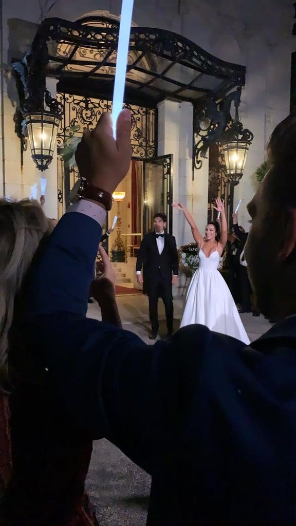 Ashley Iaconetti and Jared Haibon Wedding Pictures
