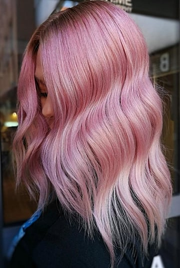Sweetheart Hair Colour