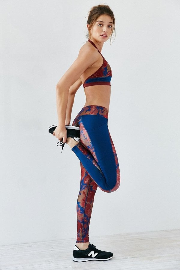 Without Walls Floral Cropped Legging