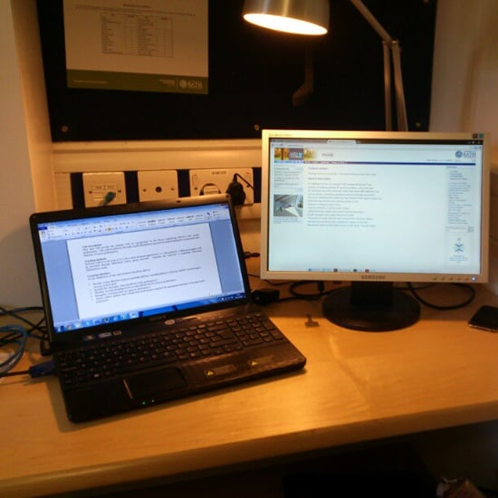 How to Set Up Dual Monitors on a Mac or PC