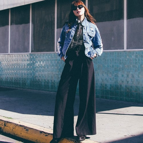 Bold Style With Natalie Off Duty