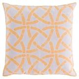 """Surya Adrastea Geometric Pillow 20"""" x 20"""" ($55, originally $61)"""