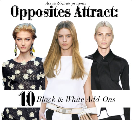 Rachel Zoe Edits the Best Black and White Accessories For the Season Ahead; Shop Her Picks!