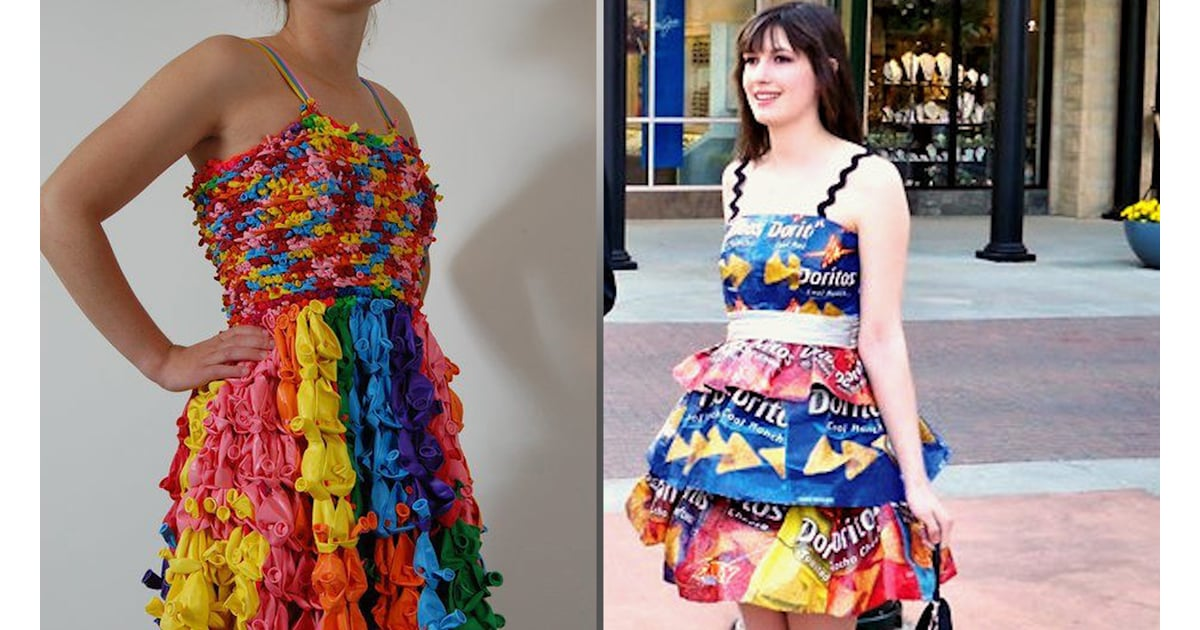 Crazy Prom Dresses