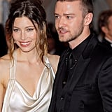 Jessica Biel and Justin Timberlake in 2010