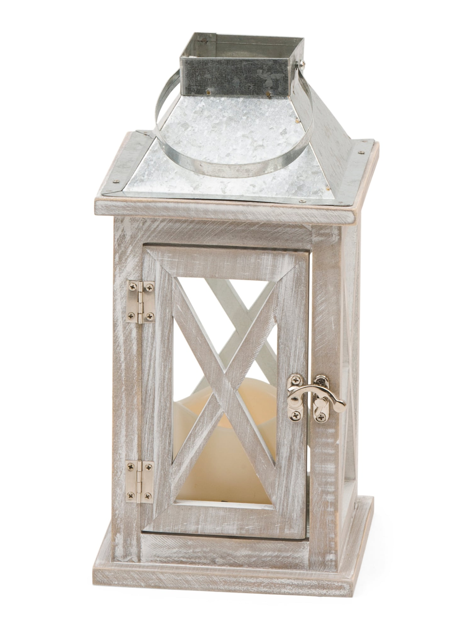 Wood Led Lantern Refresh Your Living Space For 50 Or Less