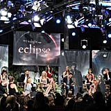 Pictures of Eclipse on Jimmy Kimmel