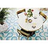 Bistro Marble Outdoor Table