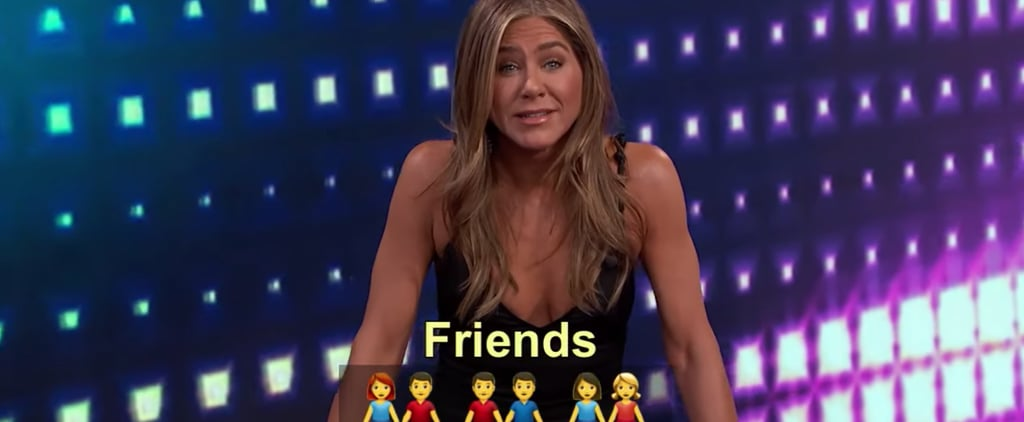 Jennifer Aniston Explains Why She Joined Instagram