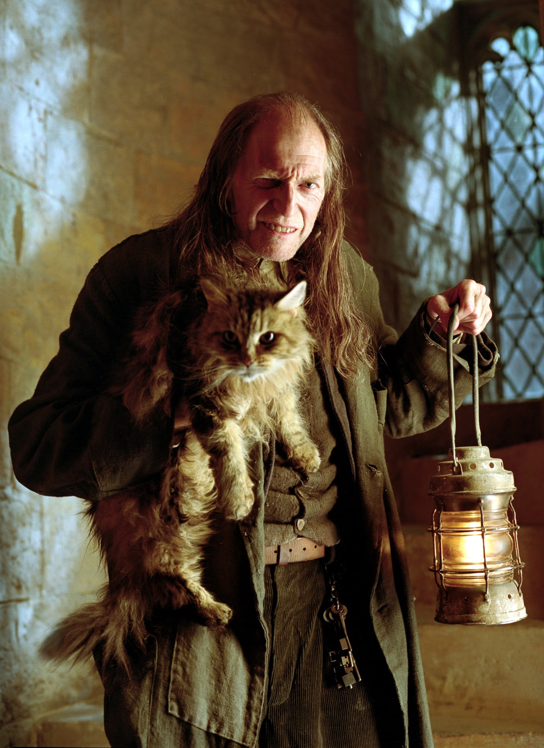 Argus Filch-movie