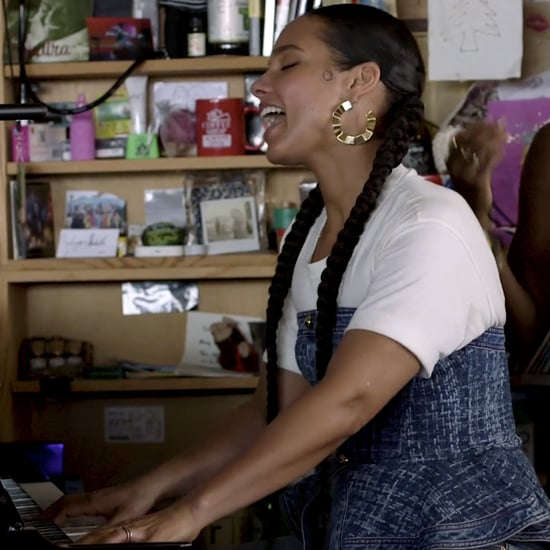 Watch Alicia Keys's Tiny Desk Concert Video