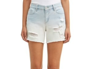 Destructed Easy Short