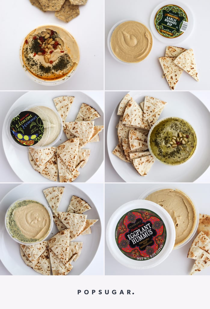 10 Trader Joe's Hummus Dips, Ranked From Best to Worst