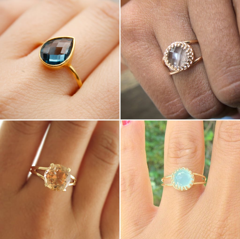 25 gorgeous engagement rings that cost under 100 - Gorgeous Wedding Rings