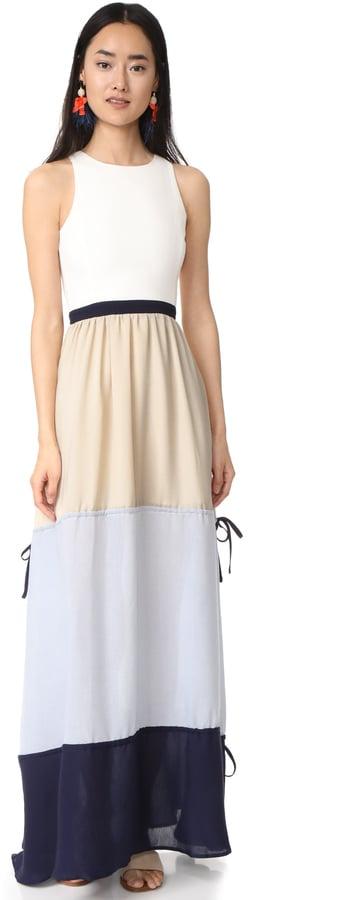 ثوب Endless Rose الطويل متعدد الطبقات (129$ دولار أمريكي؛ 474 درهم إماراتي/ريال سعودي)