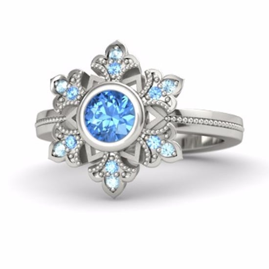 Disney Engagement Rings (Video)