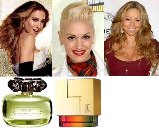Which Celebrity Fragrance Are You Most Excited About?