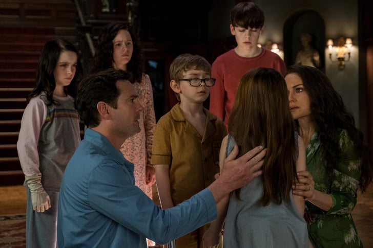 The Haunting Of Hill House Cast And Character Guide Popsugar Entertainment