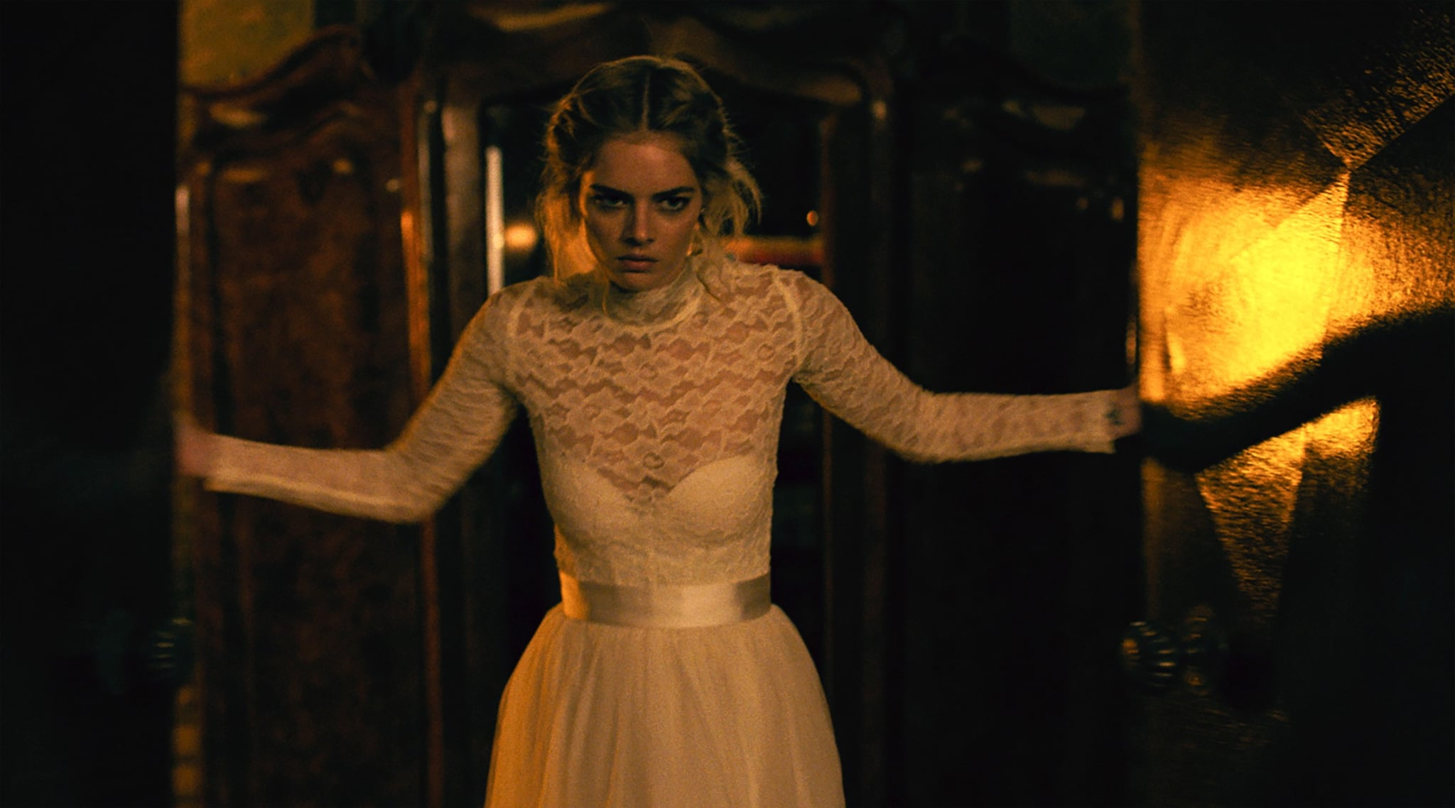 Ready or Not's Samara Weaving Isn't Afraid of a Little Blood