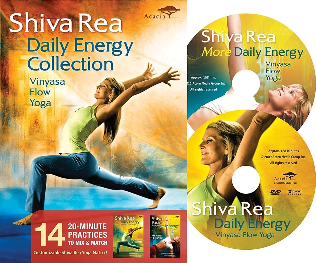 Shiva Rea Daily Energy Collection