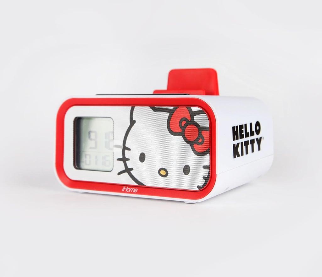 iHome x Hello Kitty Alarm Clock ($40)