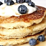 Wheat-Free Protein-Packed Pancakes