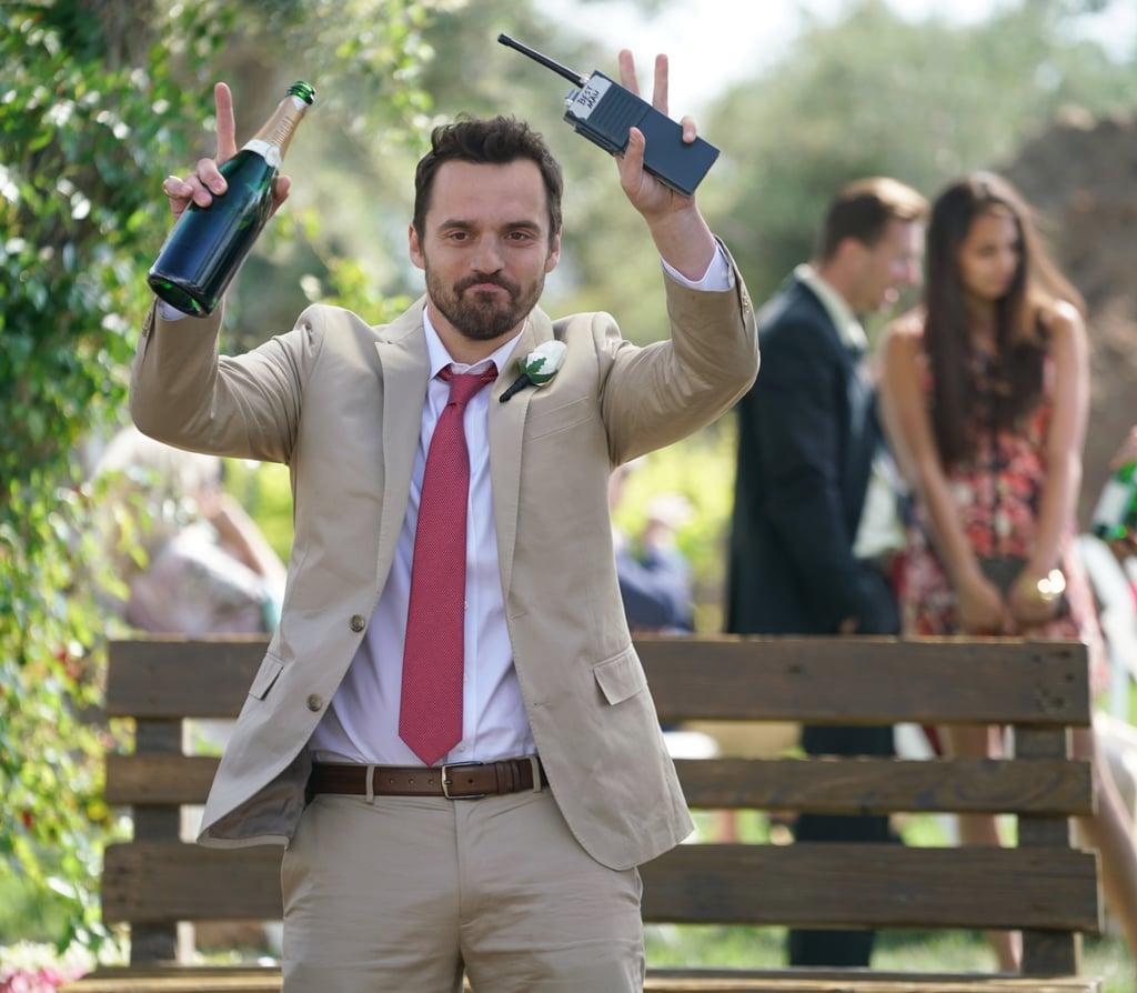Jake Johnson as Nick.