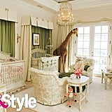Mariah Carey and Nick Cannon's Traditional Nursery