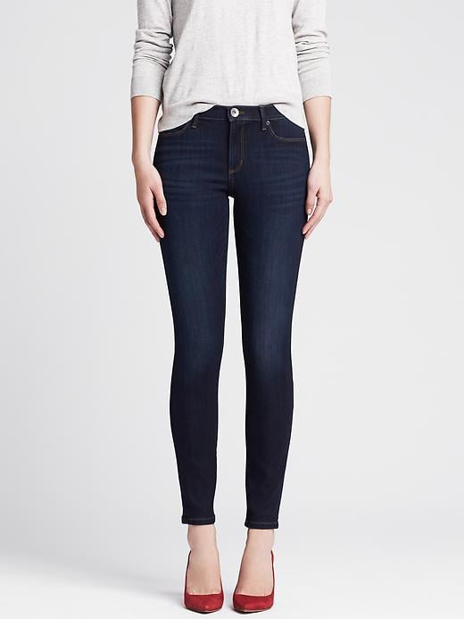 Banana Republic Dark Wash Denim Legging ($98)