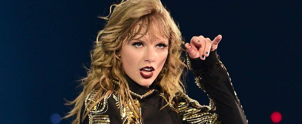 "Taylor Swift's ""No Body, No Crime"" x ""I Did Something Bad"""
