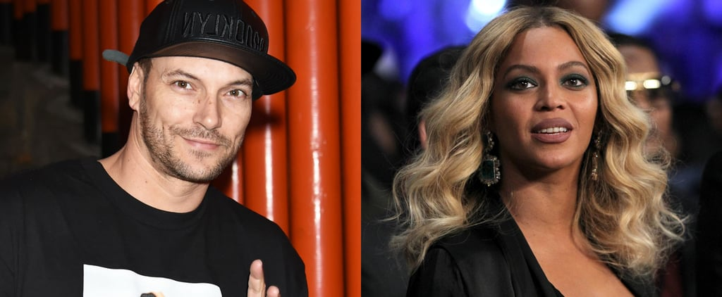Kevin Federline Tweets About Beyonce 2015