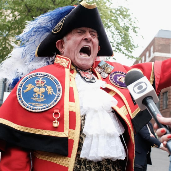 What Is a Town Crier?