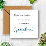 We've Been Thinking...Godfather Card